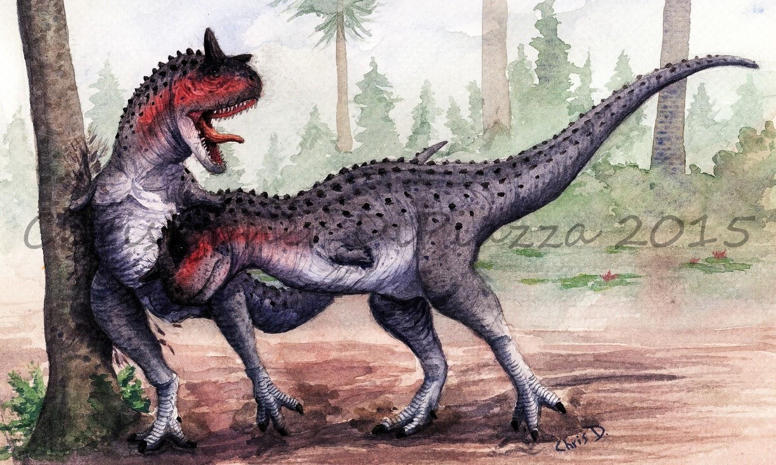 pachyrhinosaurus vs carnotaurus - photo #21