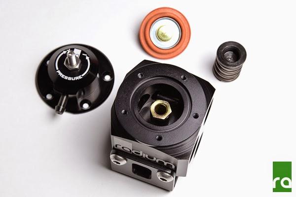 Radium Engineering Adjustable Fuel Pressure Regulator