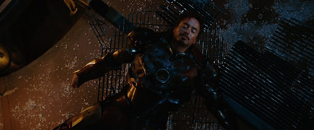 """Iron Man"" Tony Stark: Robert Downey Jr."