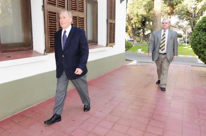 Cuáles son los delitos que le imputan a Caballero Vidal