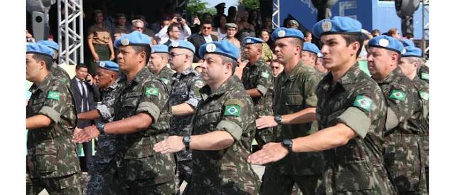 Exército abre seleção com salários de até R$ 7.458 mil (Com vaga para TI).