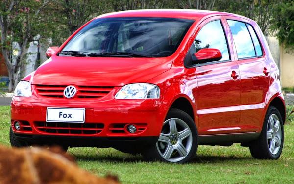 VW Fox 2003