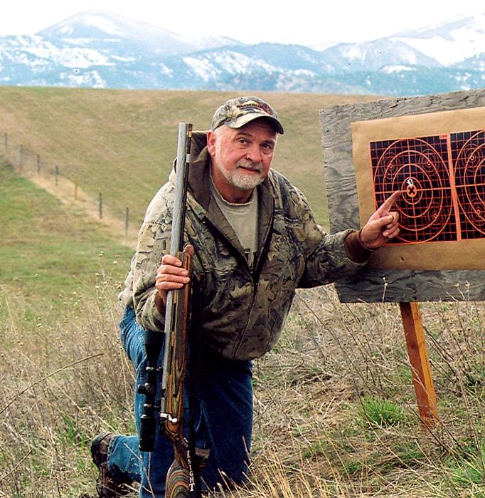 Traditions' Muzzleloader Hunting : Do Multi-Reticle