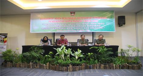 Sebagai Agent Of Change, ASN Pemerintah Kota Padang Harus Mampu Memberikan Perubahan  Berarti
