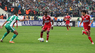 ملخص مباراة الوداد والدفاع الحسني الجديدي اليوم الخميس بتاريخ 28-03-2019 الدوري المغربي
