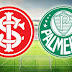 Jogo do Internacional x Palmeiras hoje ao vivo