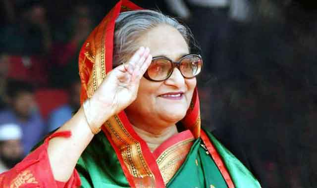 'এলিট ক্লাবে' প্রবেশ করলেন চতুর্থবারের প্রধানমন্ত্রী শেখ হাসিনা