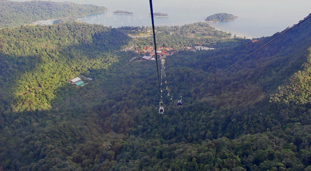 One day itinerary to Langkawi, Malaysia