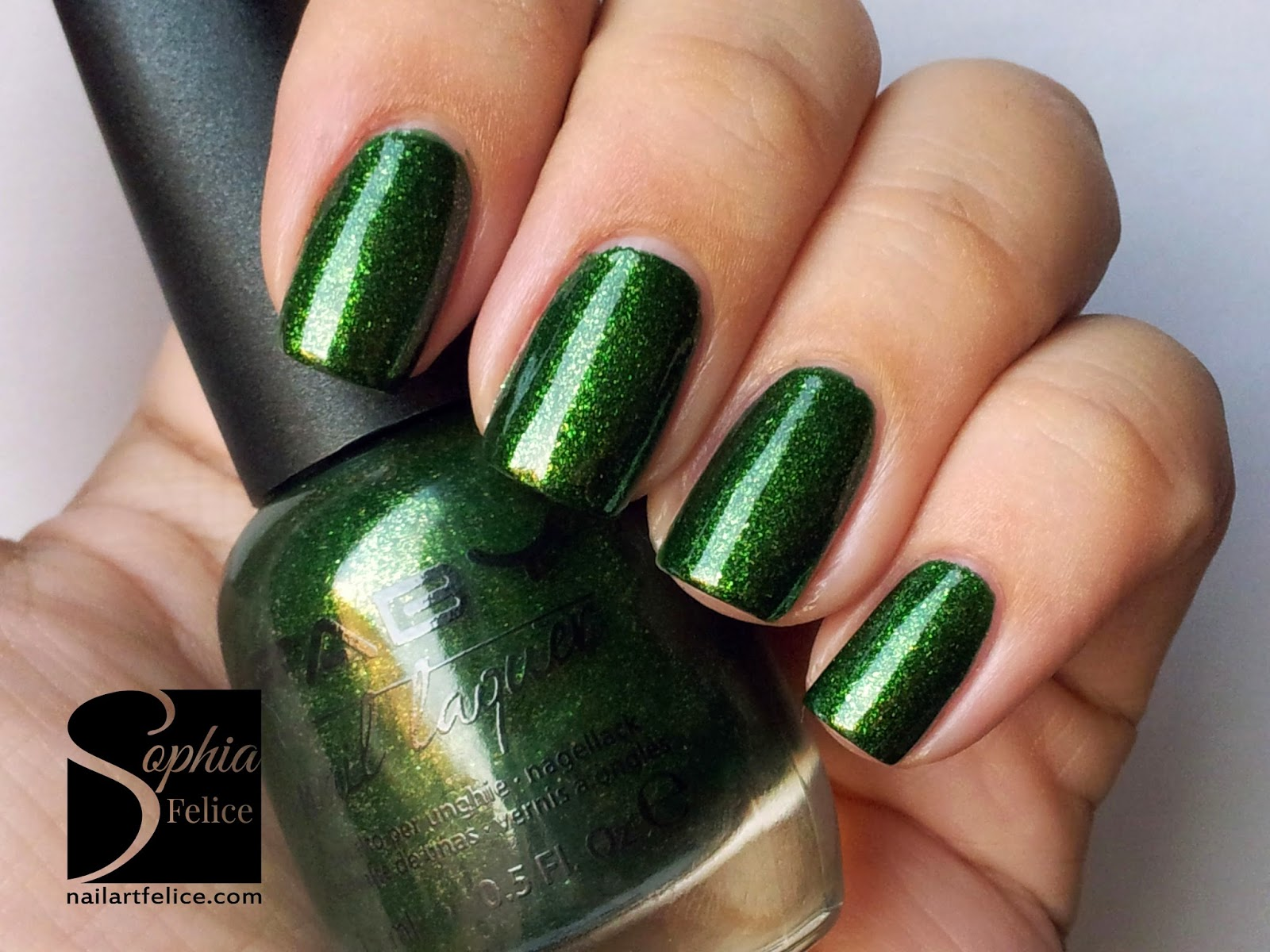 LCF026 Glittering Chlorophyll - Faby Future