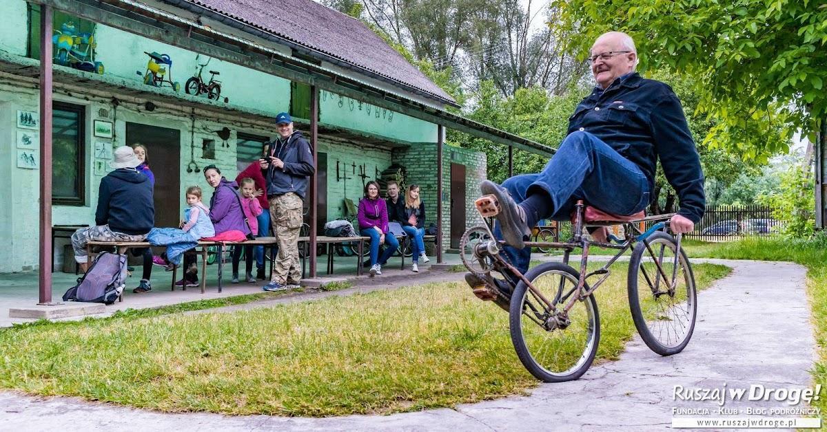 Muzeum Nietypowych Rowerów w Gołębiu
