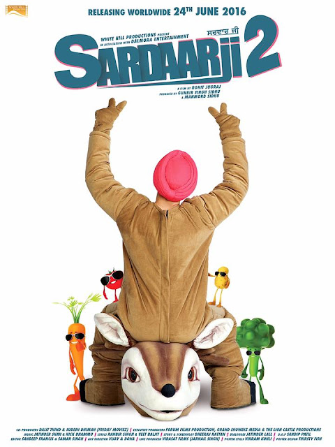 SardarJi 2_SardarJi Part 2_Movie_Poster