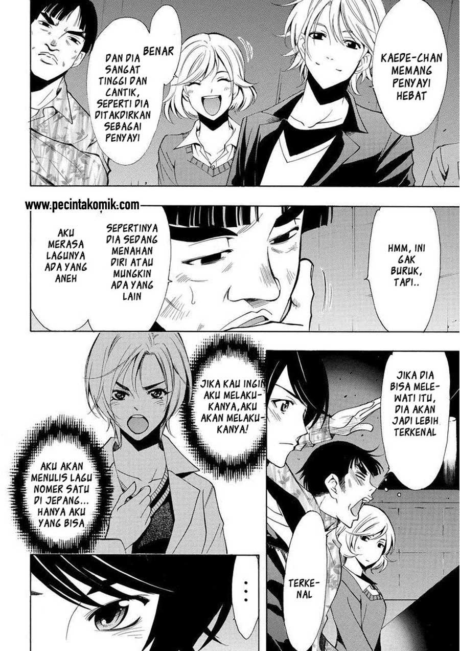 Fuuka Chapter 132-4