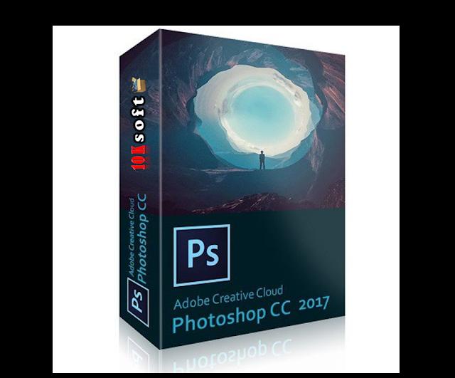 Adobe Photoshop CC 2017 v18 64 Bit ISO Free Download