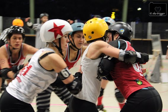 bear city roller derby