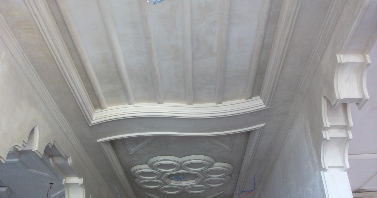 Model Faux Plafond Couloir