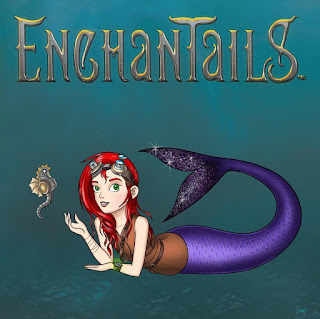 EnchanTails logo 2