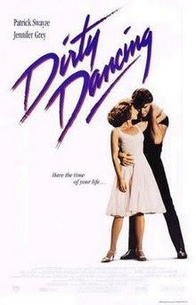 Top 10 - Filmes para ver no Dia dos Namorados (para solteiros) Dirty Dancing