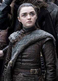 Game of Thrones, Imágenes, Octava Temporada, Juego de Tronos, Arya Stark