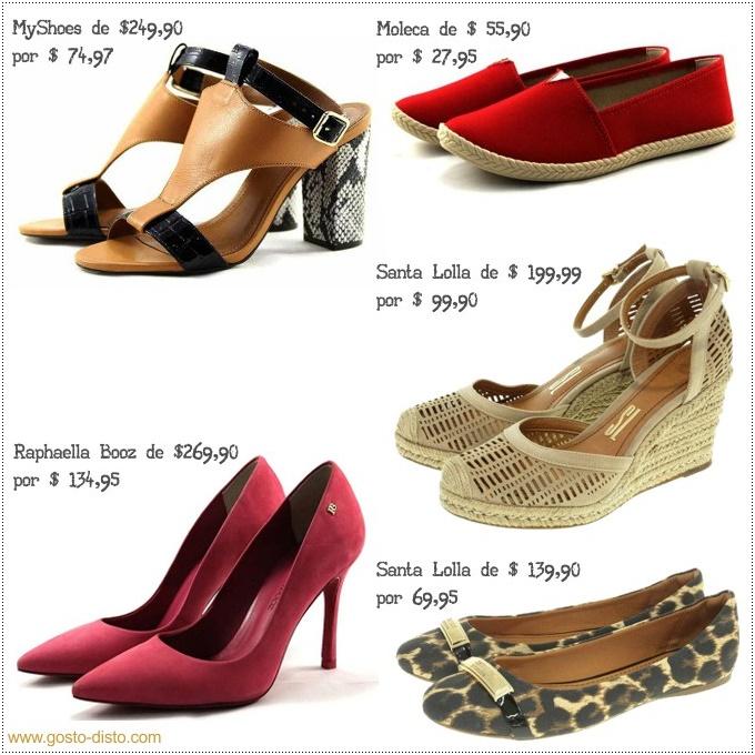 Como combinar sapatos e roupas