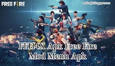Download FFH4X Apk Free Fire Mod Menu Apk Terbaru