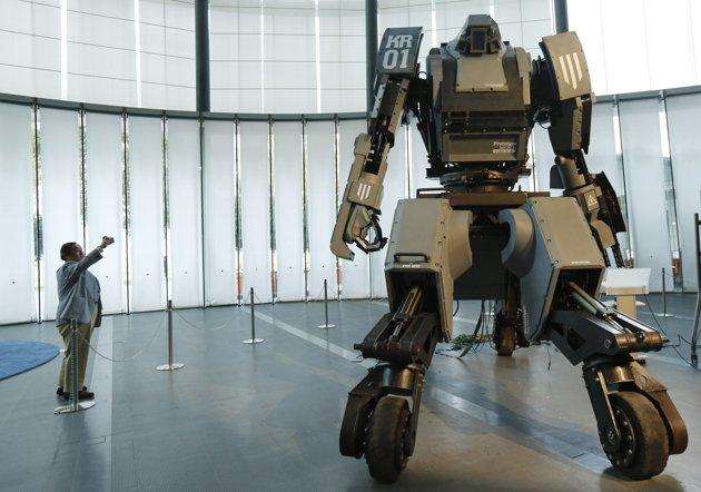 Robot Robot Tercanggih Untuk Masa Depan