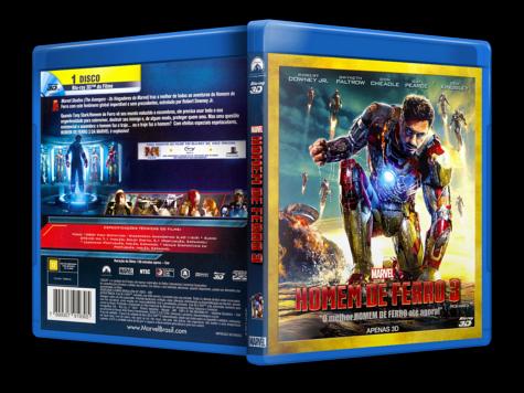 Homem de Ferro 3 [3D]