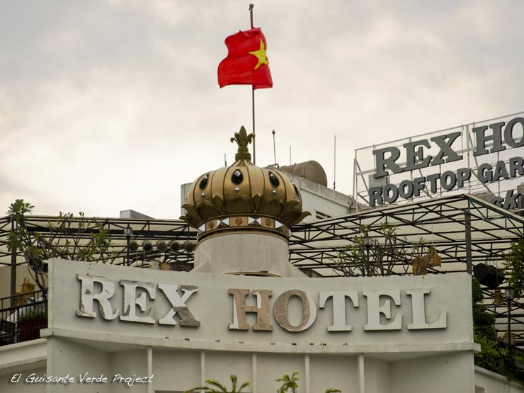 Rex Hotel Saigon - Ho Chi Minh Cuty, Vietnam por El Guisante Verde Project