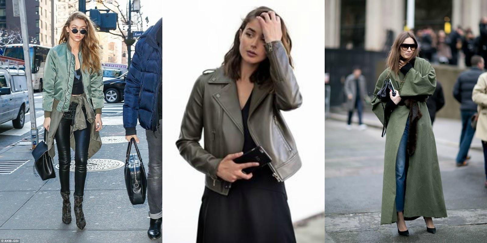 How To Style // Khaki