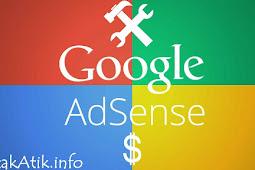 Cara Memasang Iklan Google AdSense di Samping Judul Blog atau Header Blog