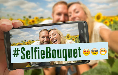 Sun Valley Selfie Bouquet