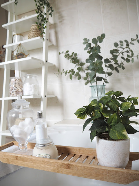 How to personalise, style and decorate a rented home without losing your deposit including styling the walls, using artificial plants, IKEA furniture and rethinking the layout