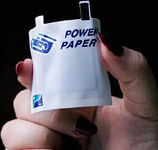 kelenturan Power Paper sebagai Pengganti Power Bank