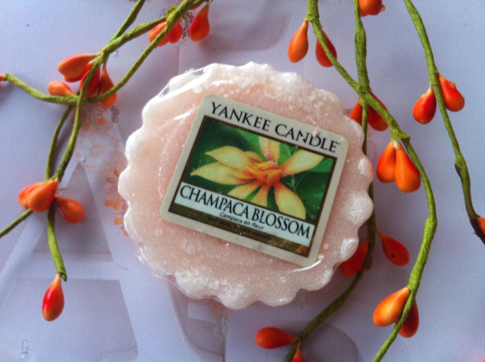 Champaca Blossom Yanke Candle