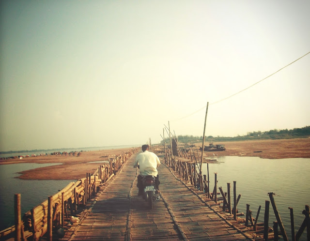 Up The Mekong - Cambodia 2014