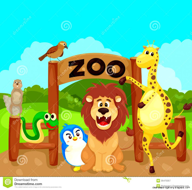 Zoo Clipart Wallpapers