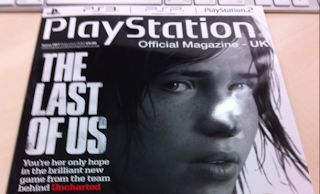 Next Issue of OPM will Feature The Last of US