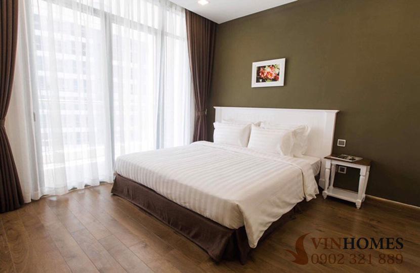 Cho thuê Penthouse 4 phòng ngủ tại tòa nhà Park 2 Vinhomes Bình Thạnh - phòng ngủ 2