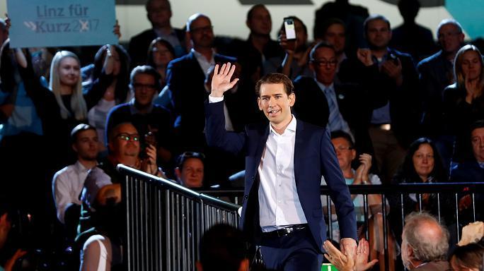 الحزب المسيحي الديموقراطي بقيادة كورتز يتصدر الانتخابات بالنمسا
