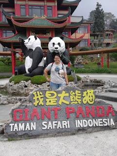 Bersafari Sambil Menikmati Udara Segar Di Taman Safari Cisarua Bogor
