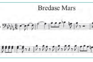 Jenis Irama Dasar Musik Barat