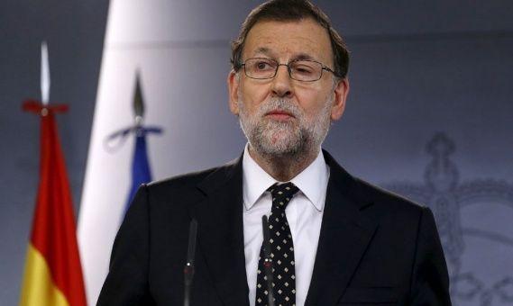 Rajoy sobre medidas en Cataluña: No descarto nada absolutamente