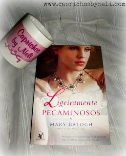 Ligeiramente Pecaminosos, Mary Balogh