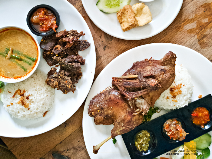 What To Eat In Bali Bebek Goreng