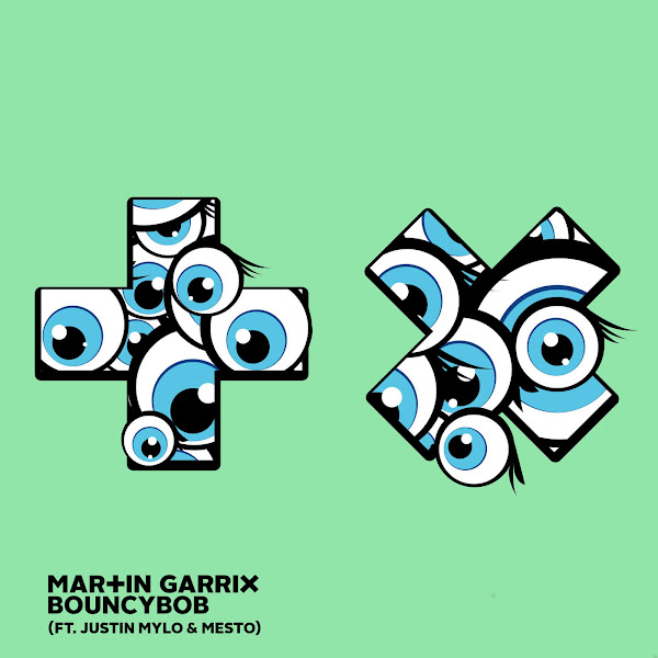 Martin Garrix - Bouncybob (feat. Justin Mylo & Mesto) - Single Cover
