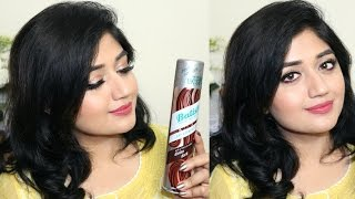 How to use Dry Shampoo | BATISTE Review + Giveaway