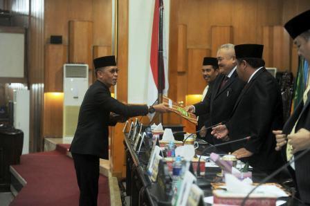 DPRD Sumsel Mengajukan 10 Usulan Raperda