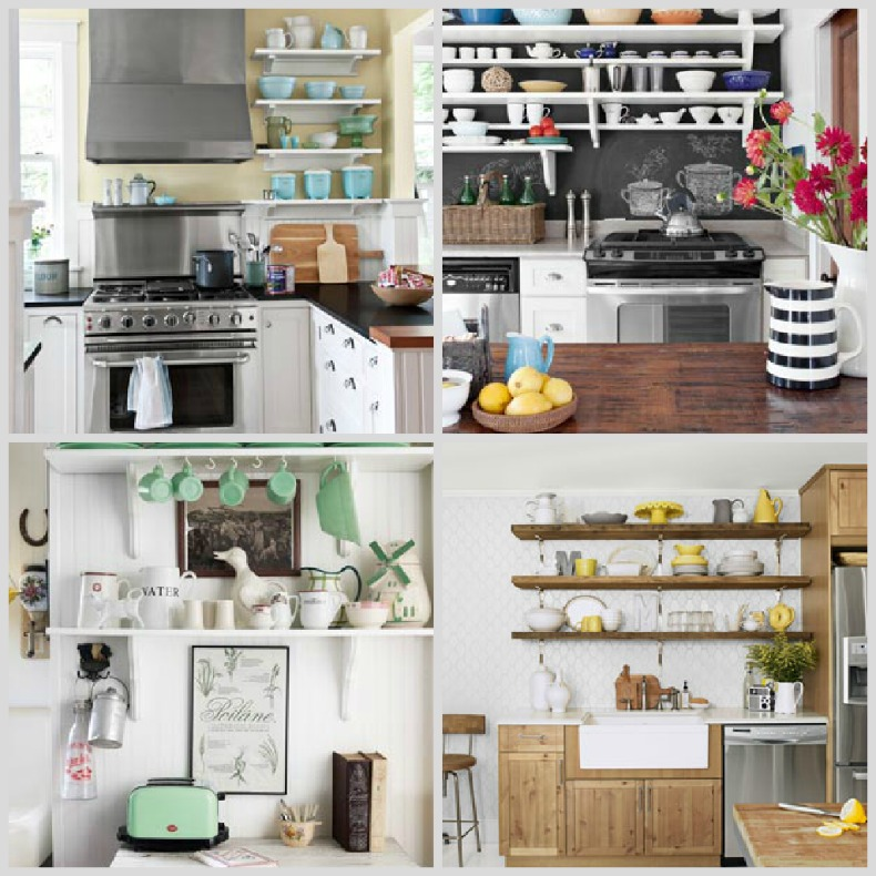 Coastal Kitchens accessorized with style