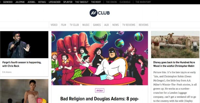 Blog AV Club