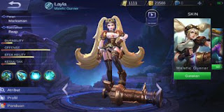 Tips Set Item Emblem,  Ability,  Gear Layla Terbaik