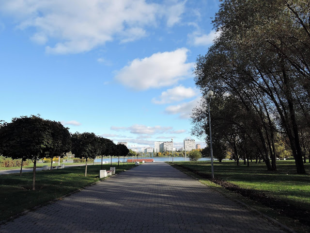 Гольяновский парк 2018